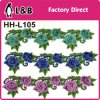 High Quality 3D Embroidery Machine Lace for Women′s Dress