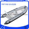 Sxv420b 470b 520b China Rib Inflatable Boat with Fiberglass Hull