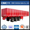 Cimc 3 Axle Enclosed Container Truck Trailer