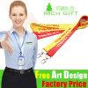 Fabric Lockable No Minimum Order Polyester Printing Neck Lanyard