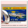 Car Chrome Styling Decoration Trim Car Wheel Arc