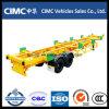 Cimc 2 Axle 60ton Terminal Container Trailer