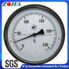 All Stainless Steel Bi-Metal Thermometer with Back Connection