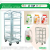 Supermarket Milk Cart Trolley