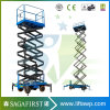 6m to 10m Small Hydraulic Mobile Full Electric Scissor Lift