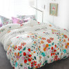 Luxury Printed 100 Percent Cotton Bed Sheet