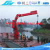 Foldable Boom Marine Deck Offshore Crane BV