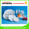 White Modern Restaurant Dinnerware Sets From China Factory