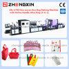 New Technology Zxl-E700 Box Handbag Making Machine