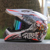 Four Season Helmet Full Face Motorcycle Helmet (MH-001)