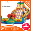 Commercial Bounce House Inflatable Water Slides
