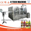 Fruit Juice Automatic Bottle Beverage Filling Machine