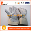 Ddsafety 2017 Cow Split Leather Glove Welding Glove Safety Gloves Nature Color