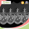 8cm Lovely White French Knitted Texile Lace for Bridal