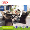 Luxury Rattan Garden Dining Chair and Table (DH-6072)
