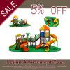 Superior Service Fun Paradise Outdoor Plastic Slide Equipment (X1518-12)