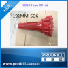 SD6-191mm Down The Hole Button Bits for Drilling