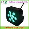 Home Wedding Party Decoration Battery Powered LED PAR Fixture