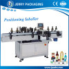 Automatic Plastic & Glass & Pet Bottle Positioning Sticker Label Labeling Machine