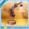 Creative Customized Resin Monkey Lamp Home Decoration