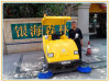Outdoor Electric Road Sweeper Machine
