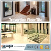 Elegant Marble Travertine Floor Tile for Interior & Exterior Flooring/Wall with Polished Surface