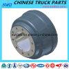 Genuine Brake Drum for Beiben Truck Spare Part (3464230501)