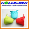 Hot Kitchen Tool Lovely Shape Silicone Oven Mitt