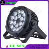 18PCS Outdoor DMX Professional LED PAR Light Rgbwauv