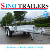 Quality Brand New Fully Welded Tandem Box Trailer