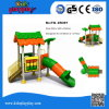 Tree House Series Unique Slide Rings Sport Small Cheaper Kids Outdoor Playground