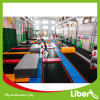 Colorful Trampoline Bed for Trampoline Park