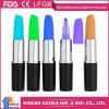 Lipstick Shape Green Highlighter Marker Best Highlighter Pen