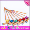 2016 Wholesale Baby Wooden Croquet Game, 6-Player Kids Wooden Croquet Game, Funny Children Wooden Croquet Game W01A164
