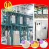 Building Design Wheat Flour Milling Machines 100t Steel Sturcture Wheat Flour Milling Machines 200t Wheat Flour Mills