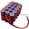 Rechargeable 14.8V 13000mAh Li-ion Battery Pack for Diving Light