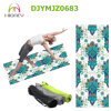 Flower Printed Yoga Mat Foldable Durable