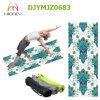 Flower Printed Yoga Mat Foldable Durable