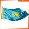 Custom Waterproof and Sunproof National Flag Kazakhstan National Flag