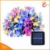 50LED Flower Garden Solar Fairy String Lights for Christmas Decoration