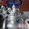 API Cast Steel 150lb~600lb Flanged Globe Valve (WCB/304/316)