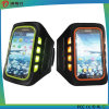 Chargeable Li-Polymer Battery Armband Neoprene Waterproof Sport Armband Phone Case