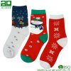 100% Cotton Custom Christmas Crew Dress Socks