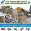 Brick Machine Production Line, Concrete Block Manufacturing From China