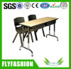 Shcool Furniture for Student Double Adjustable Desk and Chair