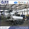 150m Depth, Hf150t Hydraulic Water Well Drilling Machine