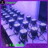 Indoor 54X3w PAR LED RGBW Stage Lighting