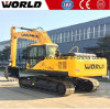 21tons Crawler Excavator for Sale with Ce