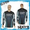Popular Dyed Sublimation Polyester Fishing Jersey for Men (F023)