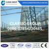 Most Popular Temporary/Permanent Steel Frame Structure Warehouse